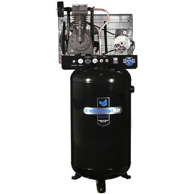 Industrial Air 5 Hp 80 Gallon Industrial Stationary Air Compressor Iv5048055 New