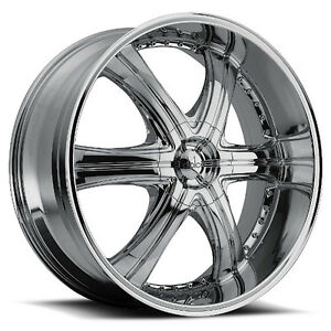 "NEW! 24"" rim/tire Tahoe expedition escalade navigator RAM 1500"