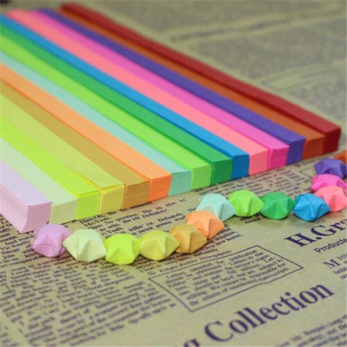 152 pcs/lot handcraft origami lucky star paper DIY folding stars ... | 500x500