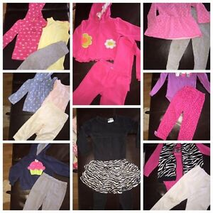 Size 18-24 month Carter and Pekkle outfits