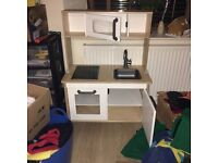 Play kitchen from ikea