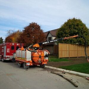 HydroVac Excavation Service Daylighting London Ontario image 1