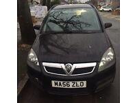 Vauxhall zafra 1.6 petrol 12 months mot Electric windows