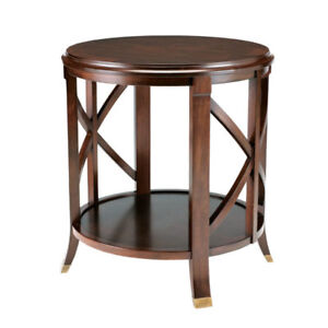 Bombay Pavillion End Table