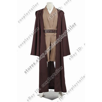 Star Wars Cosplay Mace Windu Costume Uniform Halloween Comfortable to Wear](Halloween Costumes To Wear)