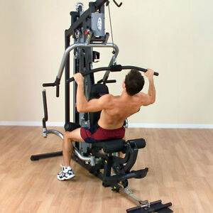 BodySolid G5S, all-in-one work out unit. Cambridge Kitchener Area image 8