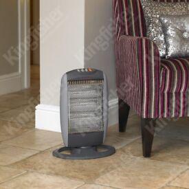 1200w Small Halogen Heater - Brand New