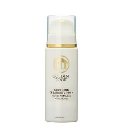 GOLDEN DOOR Soothing Cleansing Foam Pump Bottle 5 oz  New In Box SRV$48 ()