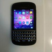 Blackberry Q 10 cellphone