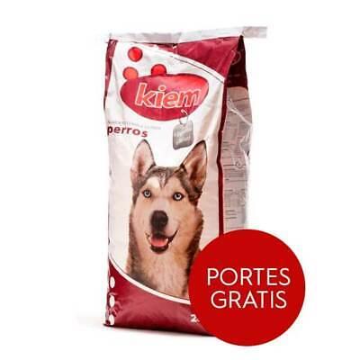 Pienso para perros Kiem. Pienso mantenimiento para perros saco 20 kg