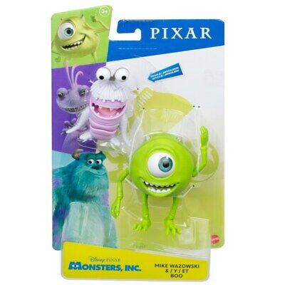 Disney Pixar - Monsters Inc. Mike and Boo Action Figure