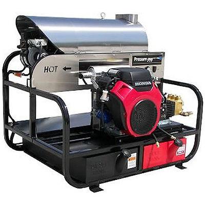 Pressure Pro 6012pro-20g 5.5gpm 3500 Psi Hot Water Pressure Washer 6012 Pro 20g