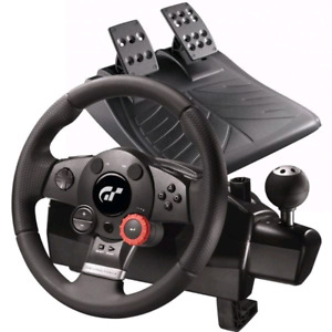 Driving force GT force feedback racing wheel
