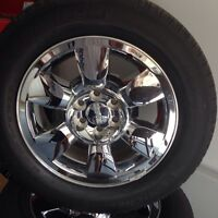 Gmc wheels & tires