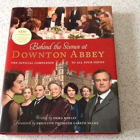 Downton Abbey, hardback