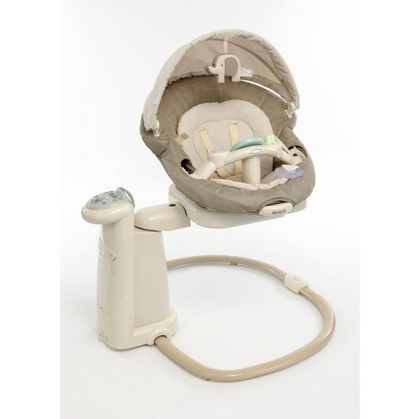 Graco Sweetpeace Swing. Great Condition, works perfectly well,
