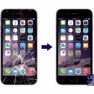 iPad iPhone LCD screen repair services SPECIAL