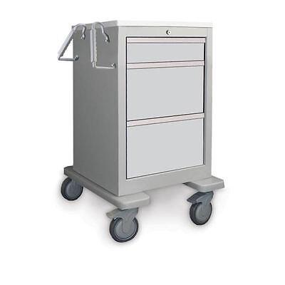 Economy Steel Cart 3-drawer 1 Ea
