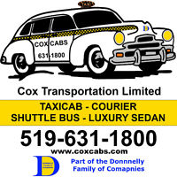 Taxicab Driver **CASH DAILY** St Thomas