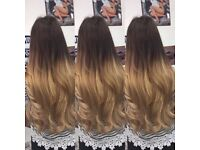 LA WEAVE, MICRO RINGS, TAPE EXTENSIONS 100G - 200G RUSSIAN BRAZILIAN HAIR
