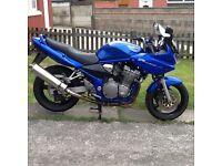 Suzuki gsf 600 bandit, 05 reg