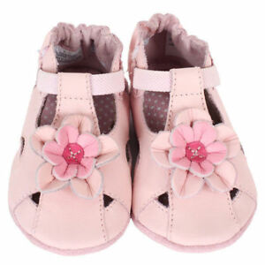 Robeez Girls baby shoes - NEVER WORN