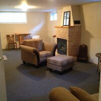 Gorgeous Student One Bedroom Suite for Rent