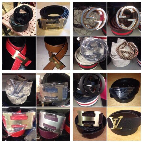 Mens Belt Reversible Belt Gucci Lv Hermes Armani Ferragamo Versace In Dagenham London Gumtree