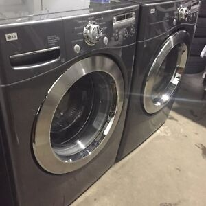 Free delivery! LG washer and dryer - perfect condition!