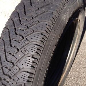 4 Toyota tercel winter tires with rim