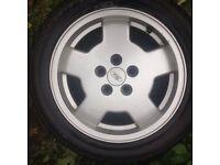 Ford Granada alloys & tyres