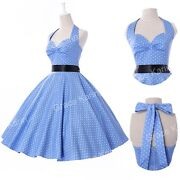 50'S Vintage Rockabilly Dresses