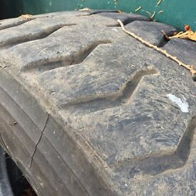 Hankook DM03 Truck Lorry Wheel Tyre 295/80R22.5