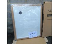 Simpsons 900x1100mm lightweight shower tray New and sealed