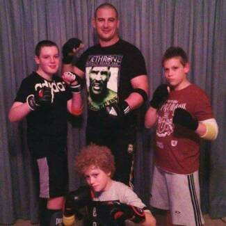 Shootbox fitness and self defense Blackwood Mitcham Area Preview