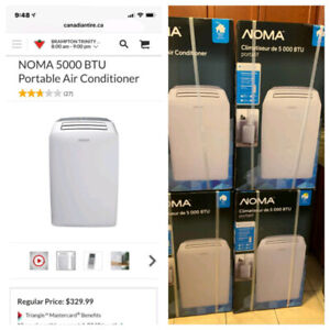 ☆Air Conditioner☆ Portable and Window AC Units