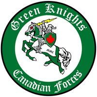 Green Knights Military Motorcycle Club