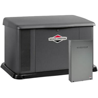 Briggs Stratton 20kw Standby Generator System 400a Split Service Disconnec...
