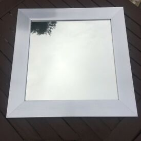 "Square Mirror - 53x53cm / 21""x21"""