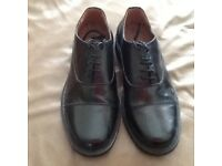 Black cadet shoe size 5