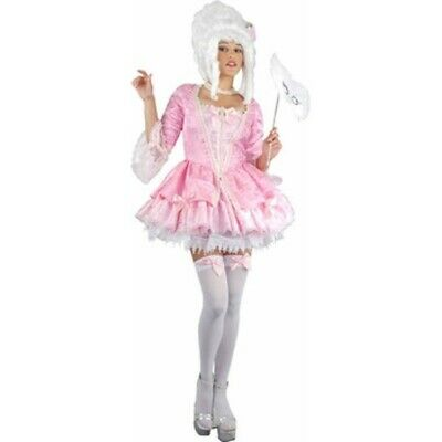 Adult Pink Sexy Marie Antoinette Costume