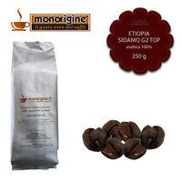 Caffè In Grani Etiopia Sidamo G2 Top 250 Gr - Caffè Monorigine Arabica 100% -  - ebay.it