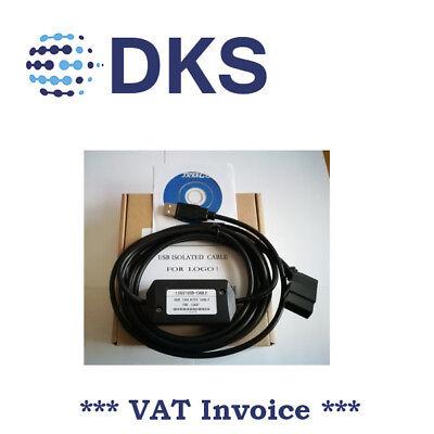 Siemens Usb-Logo USB Plc Programación Cable Siemens Logotipo BK 001273