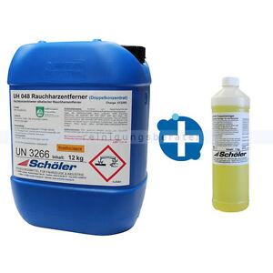Grillreiniger Schöler UH 048 Rauchharzentferner Rapucal 12 kg, 10 L + 1 L