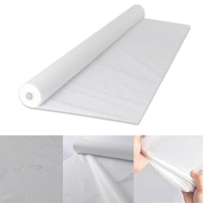 Tischdeckenrolle 25m x1m Biertisch stoffähnlich Einweg Vlies Tischdecke DE stock