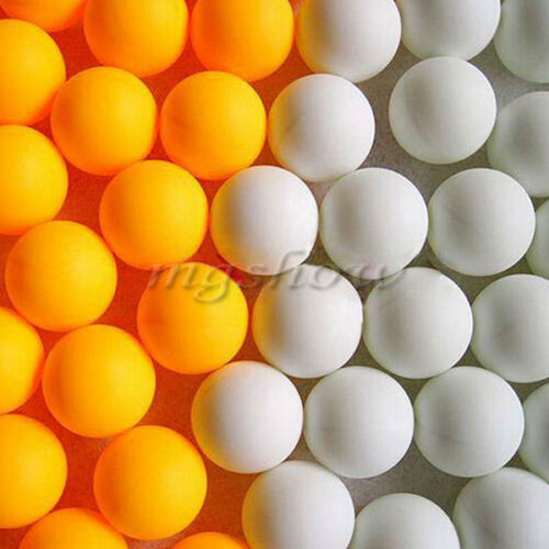 10/50pcs Ping Pong Ball Table Tennis Beer Pong Lucky Dip Gaming Lottery Washable