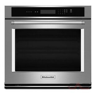 """Kitchen Aid 30"""" Single Wall Oven - BRAND NEW IN BOX"""