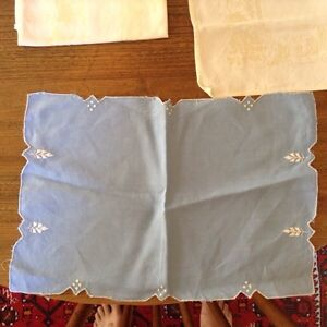 Huge Assortment Vintage Linens London Ontario image 6