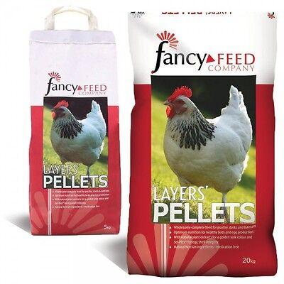 Fancy Feed Layers Pellets 5kg