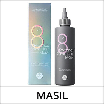 [MASIL] 8 Seconds Salon Hair Mask 200ml / Korea Cosmetic / Korea Cosmetic /(UL4)